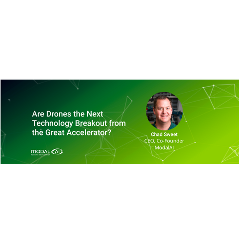 Are Drones the Next Technology Breakout From the Great Accelerator?