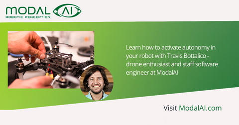 Learn how to activate autonomy in your robot with Travis Bottalico