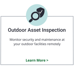 Outdoor Asset Inspection Use Case