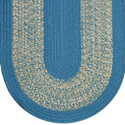PW Pattern Braided Rug Collection