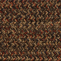 Tweed 482 Black, Brown, Brick Red, Camel