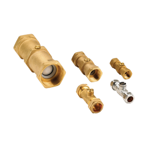 Floguard Double Check Valve with Test Point - Cat 3