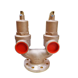 NABIC 520 High Lift Double Spring Safety Valve