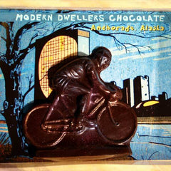 Chocolate Retro Bicycle