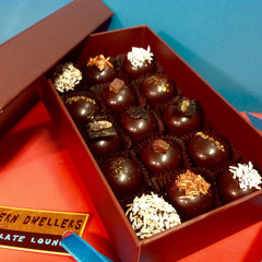 Exotic 15 truffle box set