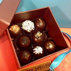 Exotic 8 truffle box set