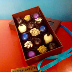 Nut & Berry 15 truffle box set