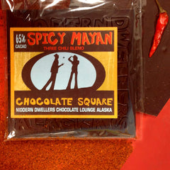 Spicy Mayan Chocolate Bar