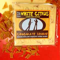 White Chocolate Citrus Bar