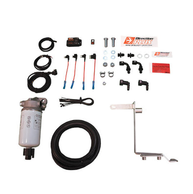 Isuzu MUX PreLine Plus Pre-Filter Kit - Fuel Screening Australia