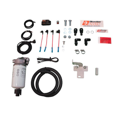 Landcruiser 70 Series PreLine Plus Pre-Filter Kit - Fuel Screening Australia