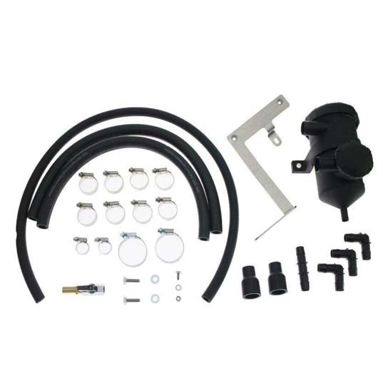 Provent Catch Can Kit to Suit Isuzu MUX 2013-2017 - Fuel Screening Australia