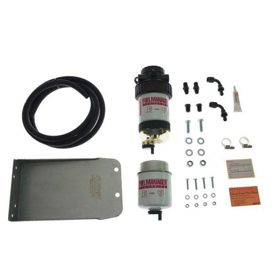 Nissan Navara D22 Fuel Manager Pre-Filter Kit - Fuel Screening Australia