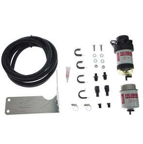 Toyota Landcruiser 70 Series 07-13 Fuel Manager Pre-Filter Kit - Fuel Screening Australia