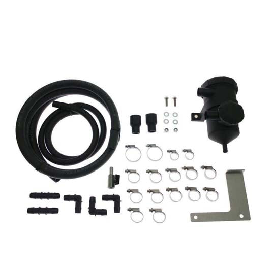 Provent Catch Can Kit to Suit Navara NP 300 - Fuel Screening Australia
