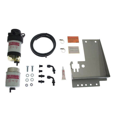 Toyota Hilux D4D Fuel Manager Pre-Filter Kit - Fuel Screening Australia
