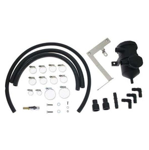 Provent Catch Can Kit to Suit Landcruiser Prado 2015 - On - Fuel Screening Australia