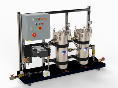 DDF3 Fuel Polishing System