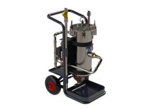 DDM1 Fuel Polishing Unit