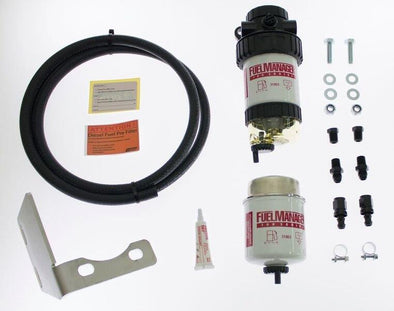 Ford Ranger PX, PX Mkii 2.2L/3.2L Fuel Manager Pre-Filter Kit - Fuel Screening Australia