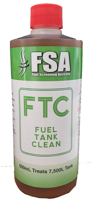 FTC - Fuel Tank Clean