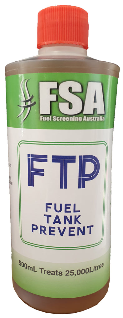 FTP - Fuel Tank Prevent