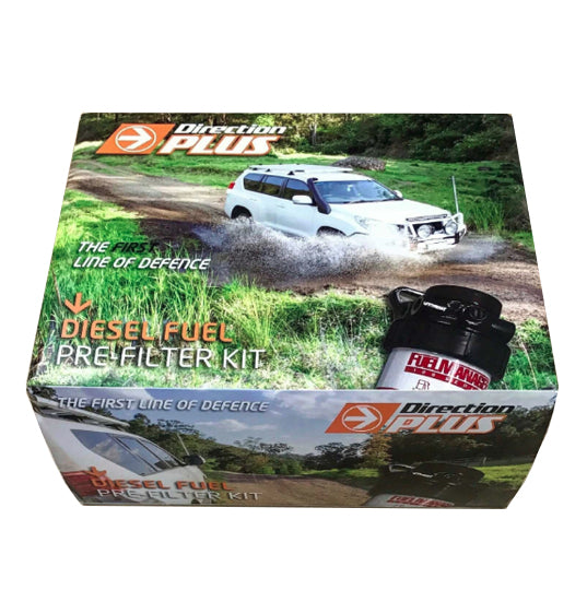 Toyota Prado 120/150 Series D4D TO - 12/13 Fuel Manager Pre-Filter Kit - Fuel Screening Australia