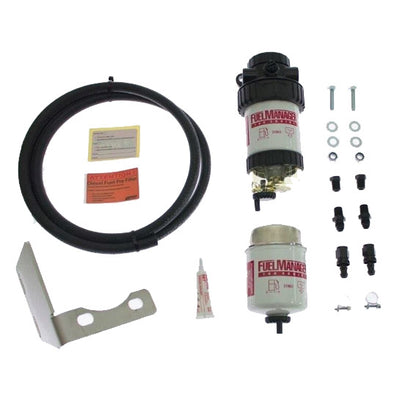 Mitsubishi Triton 2.5/3.2L Fuel Manager Pre-Filter Kit - Fuel Screening Australia
