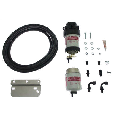 Mitsubishi Triton MQ 2.4L 2015 - ON Fuel Manager Pre-Filter Kit Fuel Manager Pre-Filter Kit - Fuel Screening Australia