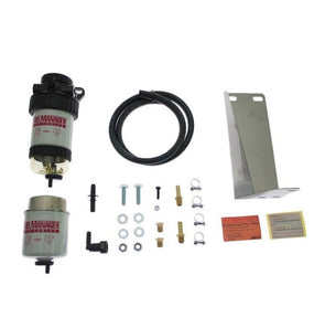 Nissan Navara NP300 2.3L DDTT 2015 - ON Fuel Manager Pre-Filter Kit - Fuel Screening Australia
