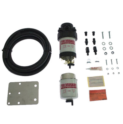 Nissan Patrol 07 - ON Fuel Manager Pre-Filter Kit - Fuel Screening Australia