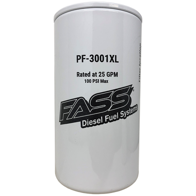 PF-3001 PARTICULATE FILTER - Extended Length