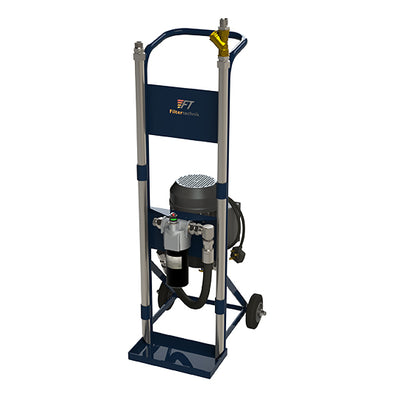 Sentry Portable Filtration Cart - Fuel Screening Australia