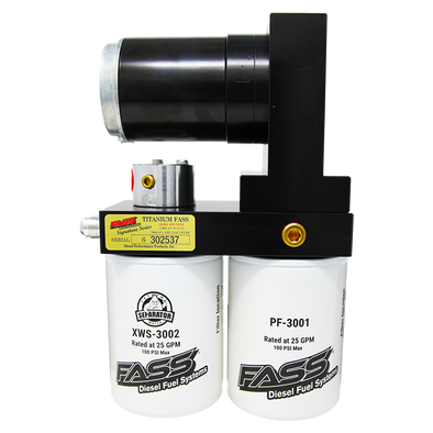 TITANIUM SIGNATURE SERIES DIESEL FUEL LIFT PUMP 95GPH UNIVERSAL (TS 95G) - Fuel Screening Australia