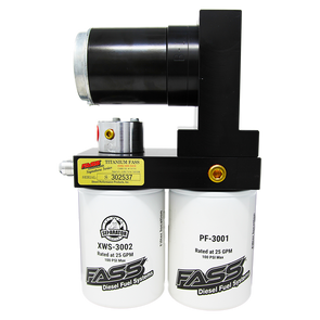TITANIUM SIGNATURE SERIES DIESEL FUEL LIFT PUMP 125GPH@45PSI UNIVERSAL (TS 125G) - Fuel Screening Australia