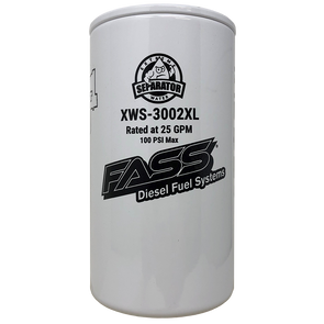 XWS-3002 EXTREME WATER SEPARATOR - Extended Length