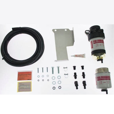 Holden Colorado RC 3.0L Fuel Manager Pre-Filter Kit - Fuel Screening Australia