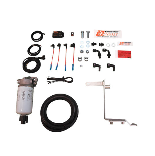 Mazda BT 50 2.2L/3.2L PreLine Plus Pre-Filter Kit - Fuel Screening Australia