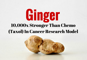 Moringa And Ginger Remarkable Combination Which Fights Deadliest Of Illnesses!