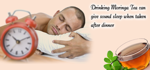 Moringa for sleep and relaxation