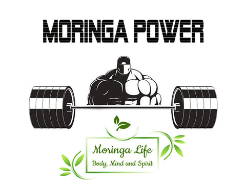 Moringa Superfood for Super Bodybuilder