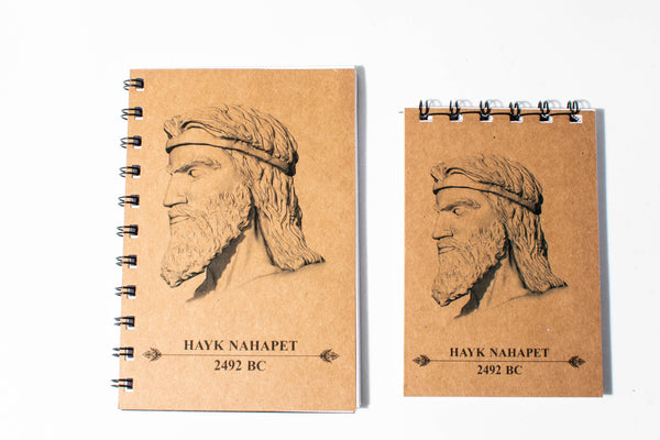 Royal Notebooks Hayk Nahapet