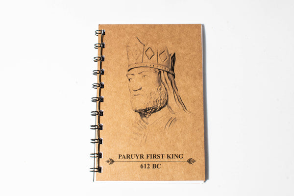 Royal Notebook Paruyr First King