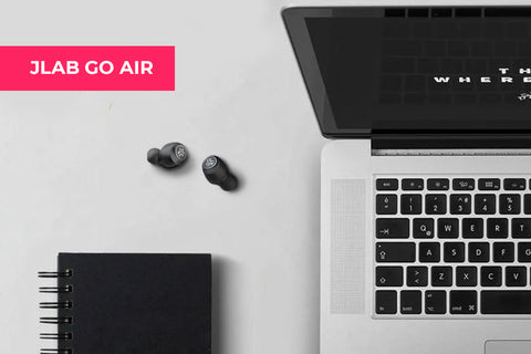 JLab GO air-Budget Bluetooth Earbuds for Work from home