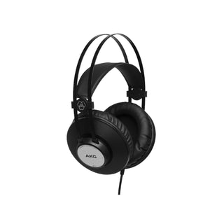 AKG K72 Closed-back studio headphones for music and track mixing