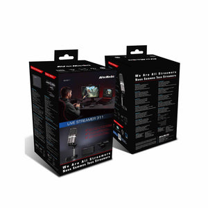 AVERMEDIA STREAMER PACK