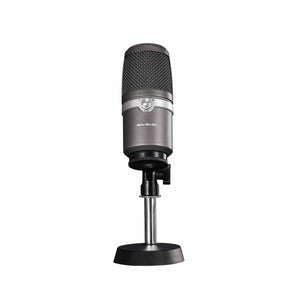 AVERMEDIA USB MICROPHONE AM310 the best usb microphone plug and play All-in-one mics for podcasting, streaming, vlogging and voiceovers