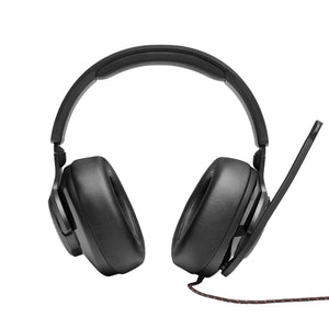 JBL Quantum 200 Wired Over-Ear Gaming Headset with Flip-up Mic - Back