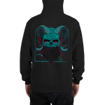 """Devil In Music"" By Julia Art Champion Hoodie - Ordyh.com"