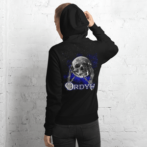 """Dead World"" Graphic Art Unisex Pull-over Hoodie - Ordyh.com"
